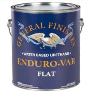 General Finishes Qths High Performance Water Based Topcoat